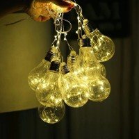 10 LED String Lights Fairy Summer Lamp