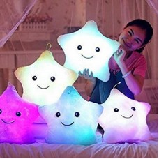 Crazy Awesome LED Pillow