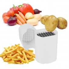 One Step Perfect French Fries, Fruits and Vegetable Cutter