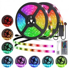 Remote Control Color Changing LED Strip Light Complete Kit