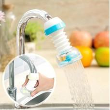 Rotatable Anti Splash Water Saving Shower Head