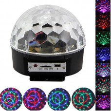Sound Activated Led Laser Projector Ball Disco Stage Lights