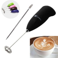 Battery Operated Handheld Coffee Beater