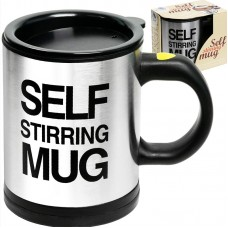 Battery Operated Self Stirring Coffee Mug
