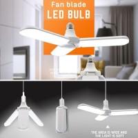 Fan Blade LED Bulb (Soft Light, 45W)