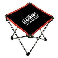 SAKATA Portable Foldable Stool For Indoor and Outdoor Use