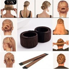 Pack of 2 Magic Hair Bun Hair Styling Tool