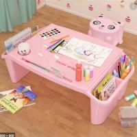Portable Multi-Purpose Children Educational Desk (Random Colors)