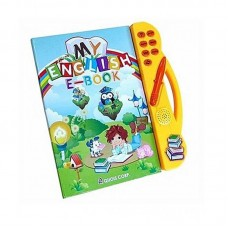 Touch to Speak 9-12 Pages Kids Learning Educational E-Book With Pen