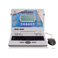 30 Activities Learner Kids Educational Notebook Laptop for Kid with Mouse