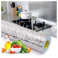 Stove Sheet Sticker For Kitchen ( 2 ROLL = 40cmx1m )