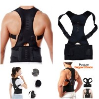 Real Doctors Back Posture Support Magnetic Belt Brace