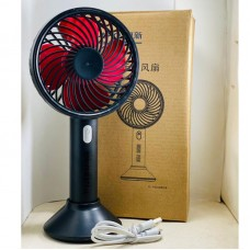 Best Quality Portable 3 Speeds USB Rechargeable Mini Table Fan