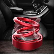 Solar Power Car Perfume Air Freshener