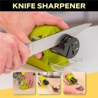 Swifty Sharp Motorized Electric Knife Sharpener With Sharpening Stone
