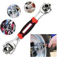 Multifunction Universal Tiger Wrench 360 Degree  Tools Socket